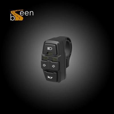 BSEEN Kit de Luzes para Trotinete Xiaomi