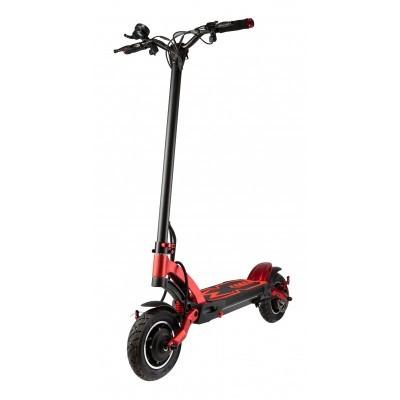 KAABO Trotinete Elétrica Mantis GT Vermelha (Velocidade máxima: 70 km/h | Autonomia: 100 km)
