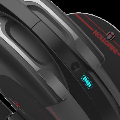 Monociclo InMotion V5F preto (Velocidade máxima: 25 km/h | Autonomia: 35 km)