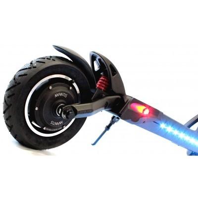 KAABO Trotinete Elétrica Mantis GT Azul (Velocidade máxima: 70 km/h | Autonomia: 100 km)