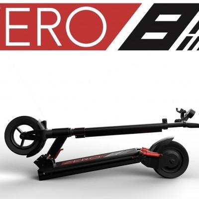 ZERO Trotinete Elétrica 8 48V 16Ah (Velocidade máxima: 40 km/h | Autonomia: 50 km)