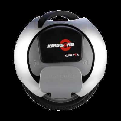 KingSong Monociclo KS16S 840Wh cinza (Velocidade máxima: 35 km/h   Autonomia: 65 km)
