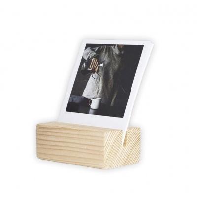 Bloco Personalizável, em madeira