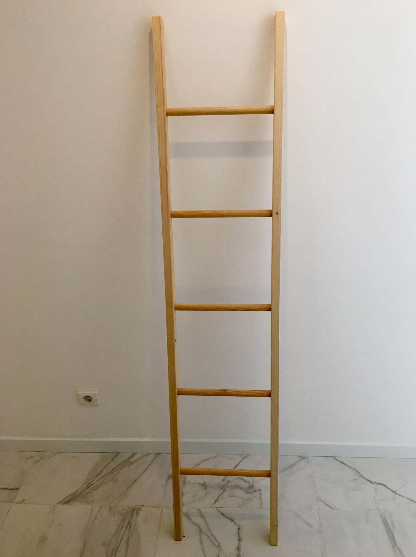 Escada toalheiro