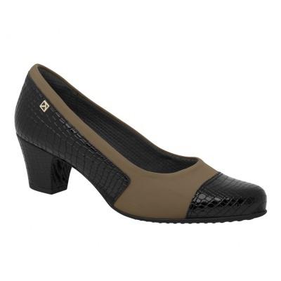 Sapato C/ Croco  700367