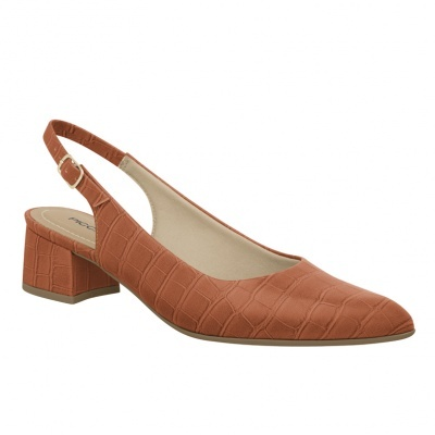 Sapato Aberto Atras  700385