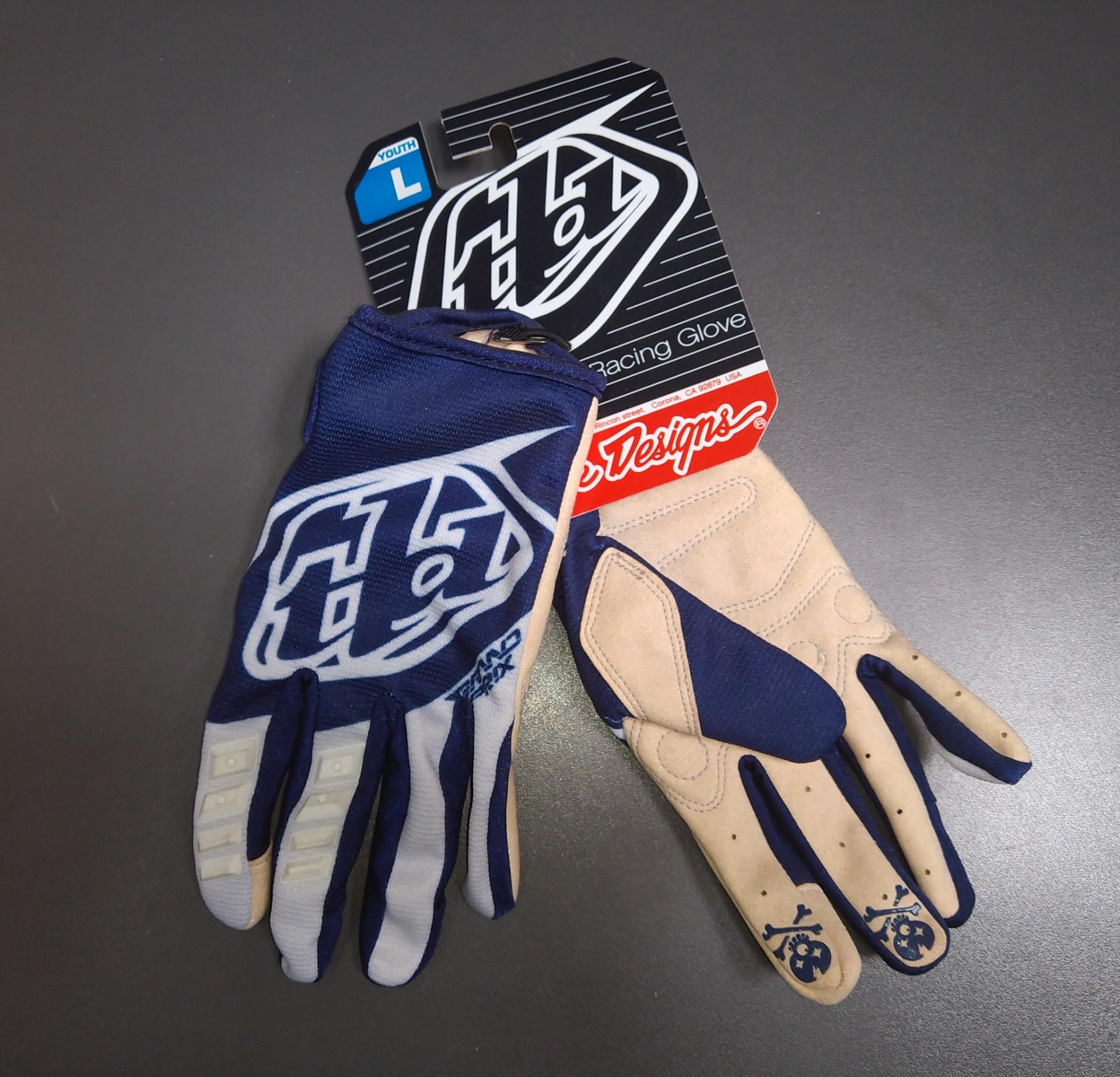 Luvas de Criança Troy Lee Designs GP Racing Glove