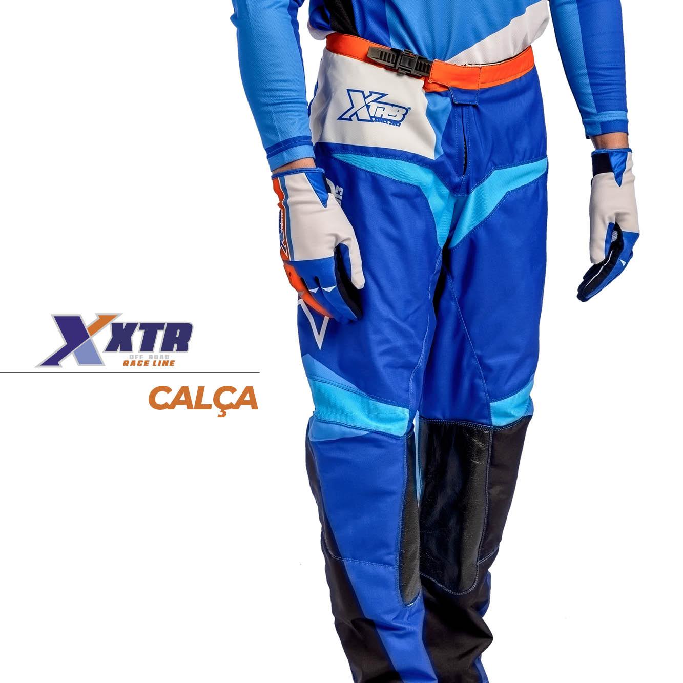 Calças XTRB - XTR Azul
