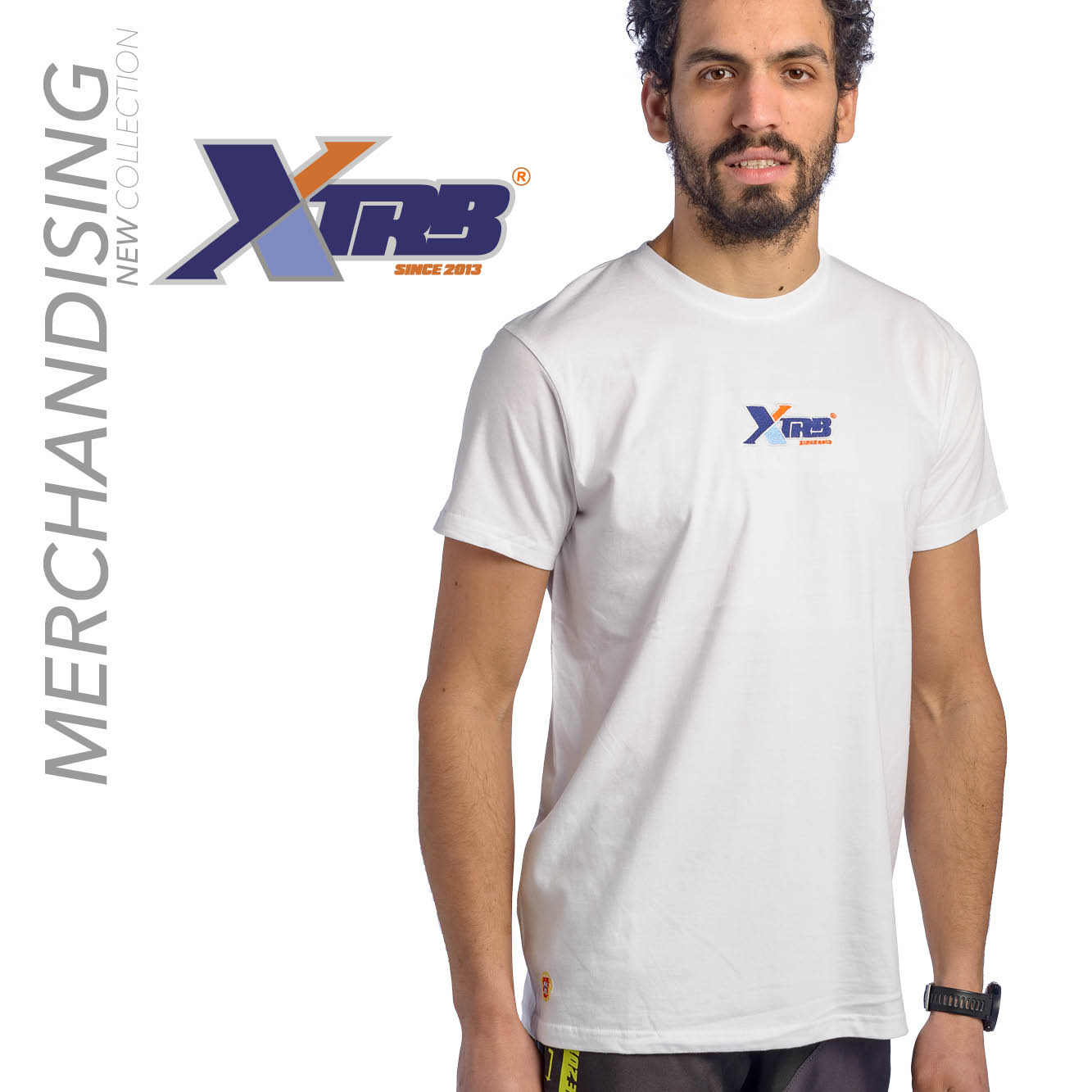 T-shirt Homem XTRB