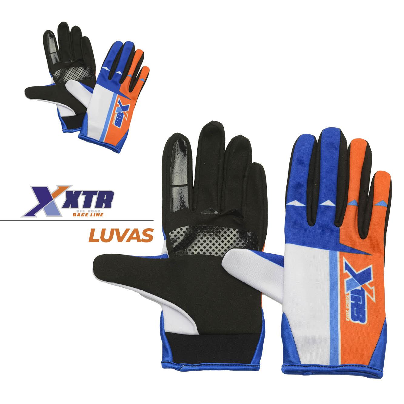 Luvas XTRB - XTR Azul