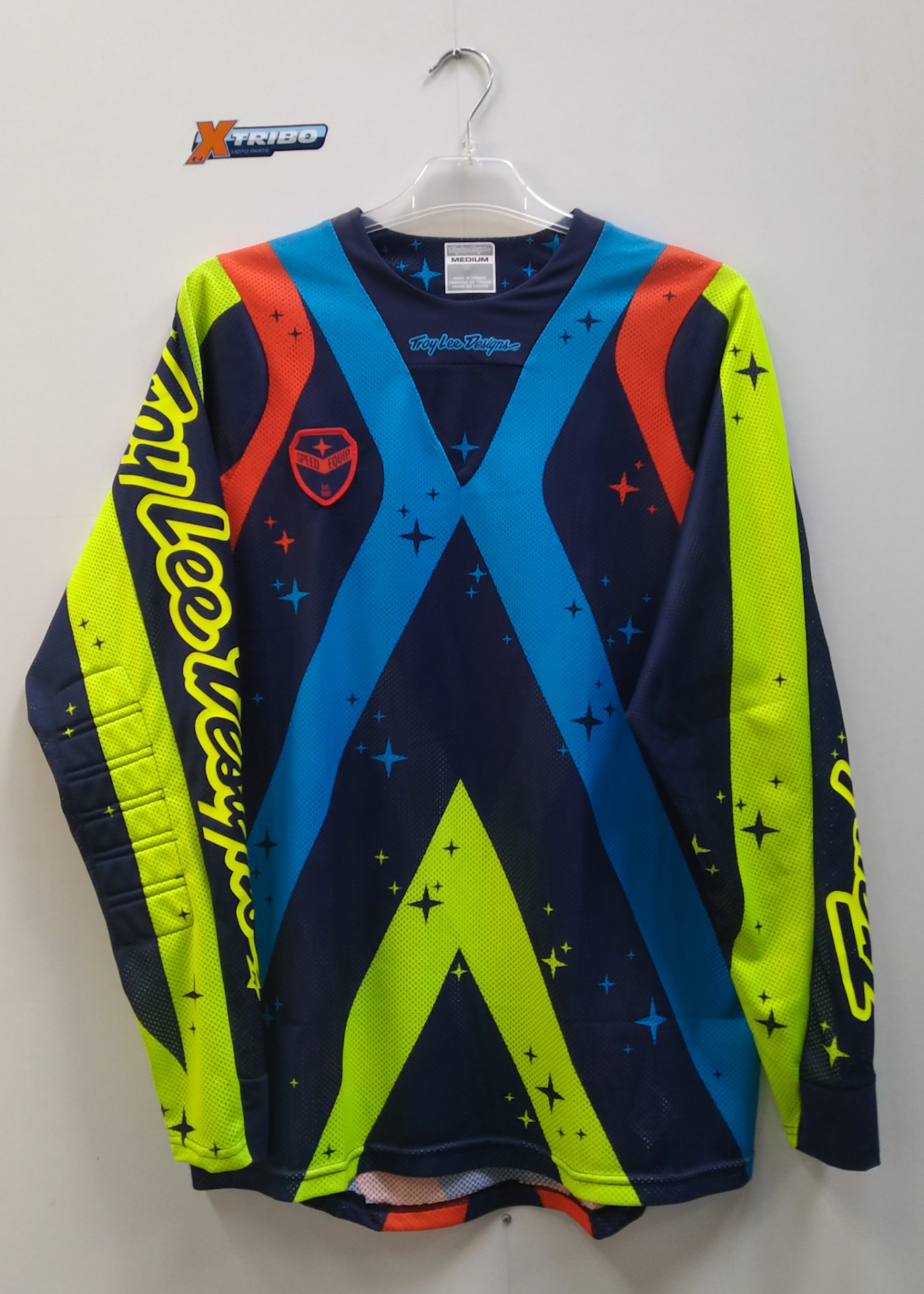 Camisola Troy Lee Designs SE Air Jersey Phanton