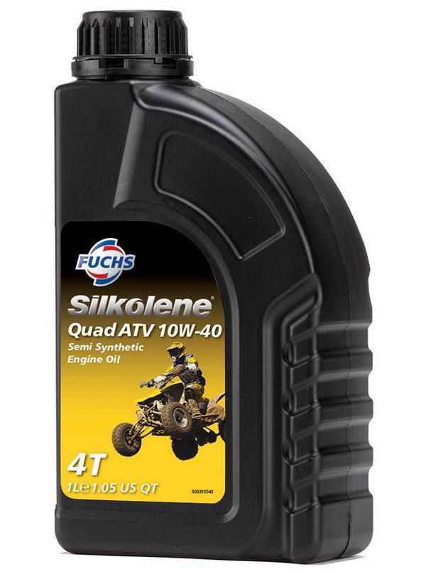 SILKOLENE COMP QUAD ATV (MOTOR 4-TEMPOS)