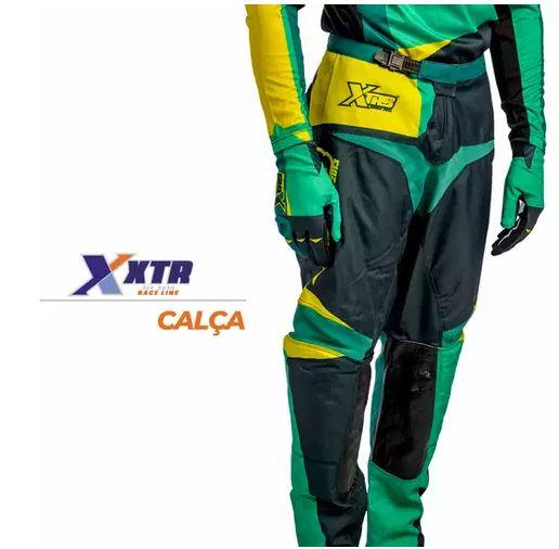 Calças XTRB - XTR Verde