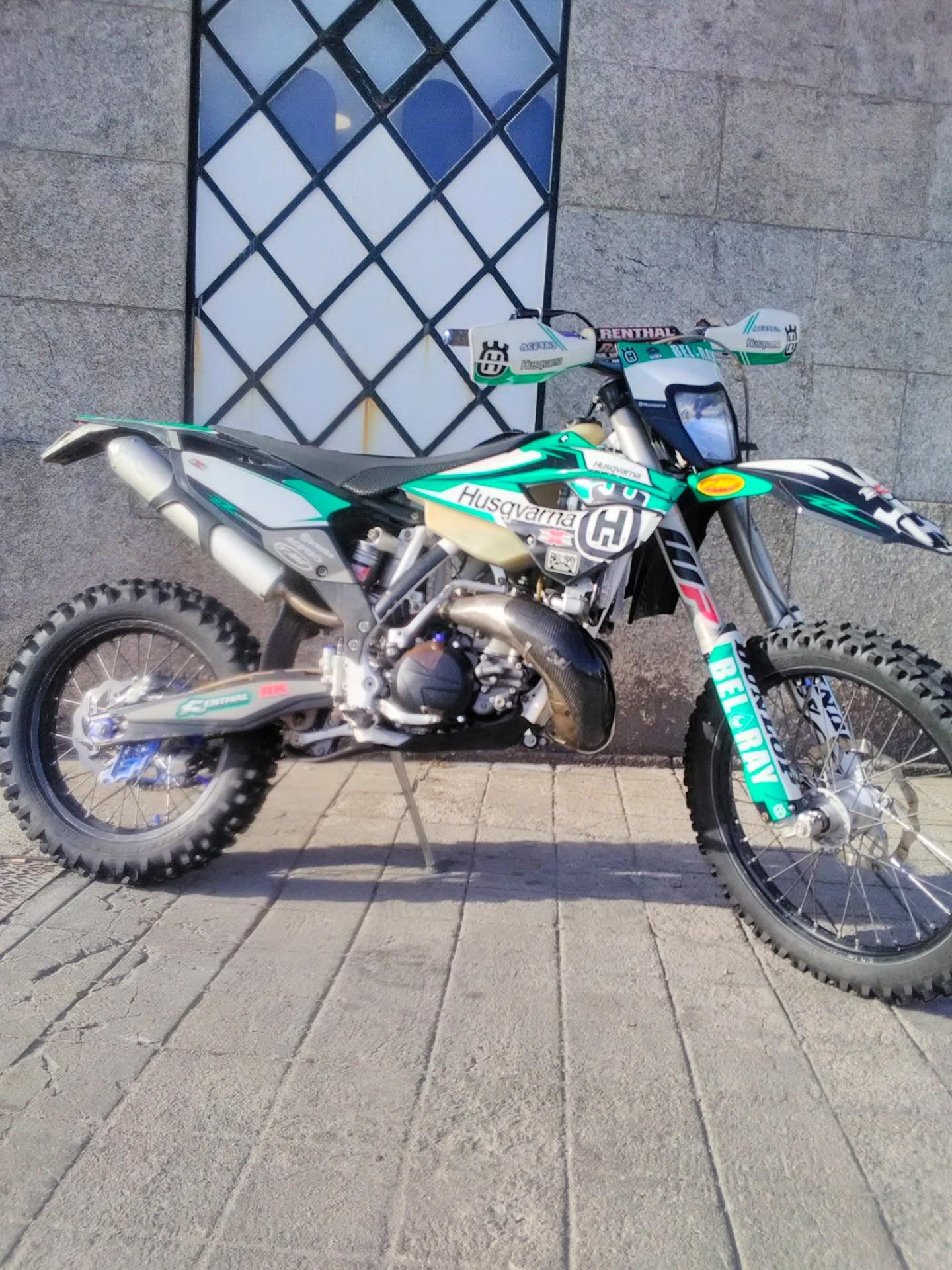 HUSQVARNA TE 300