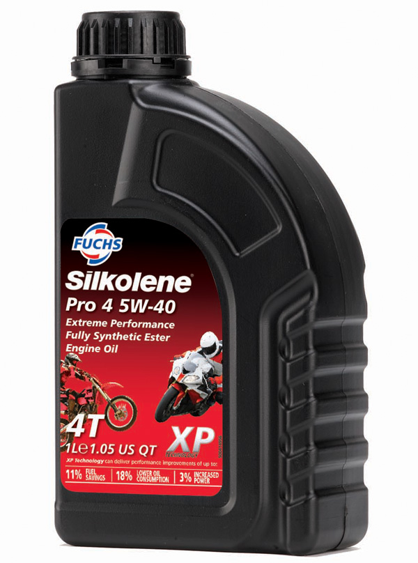 SILKOLENE PRO 4 PLUS XP (MOTOR 4-TEMPOS)