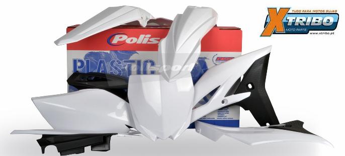 Kit Plásticos Polisport - Yamaha (90259)