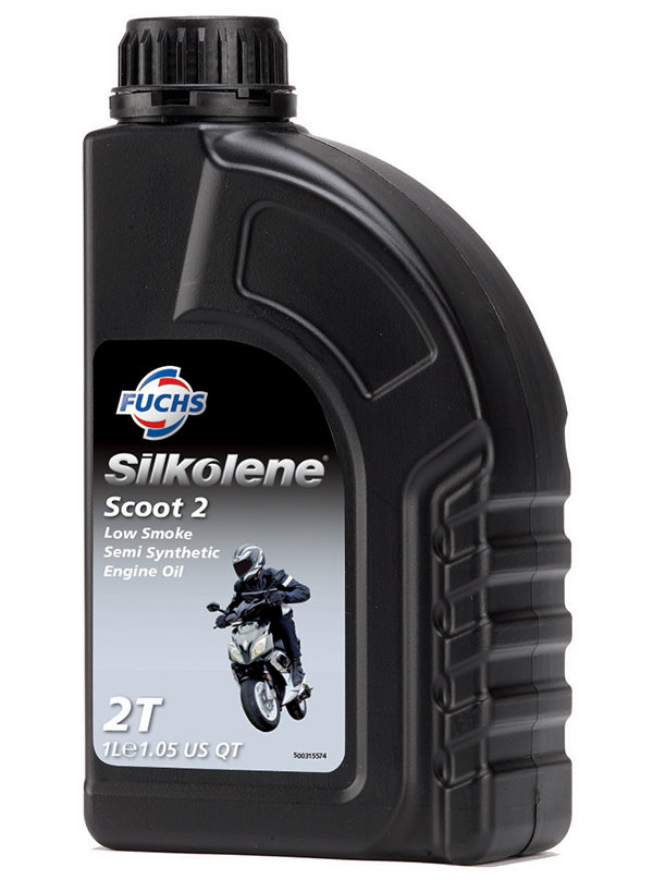 SILKOLENE SCOOT 2