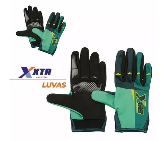 Luvas XTRB - XTR Verde