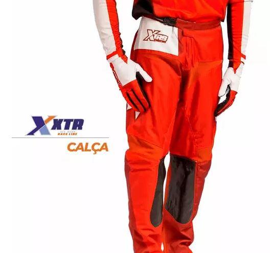 Calças XTRB - XTR Vermelho