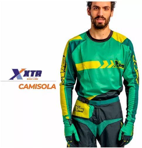 Camisola XTRB - XTR Verde