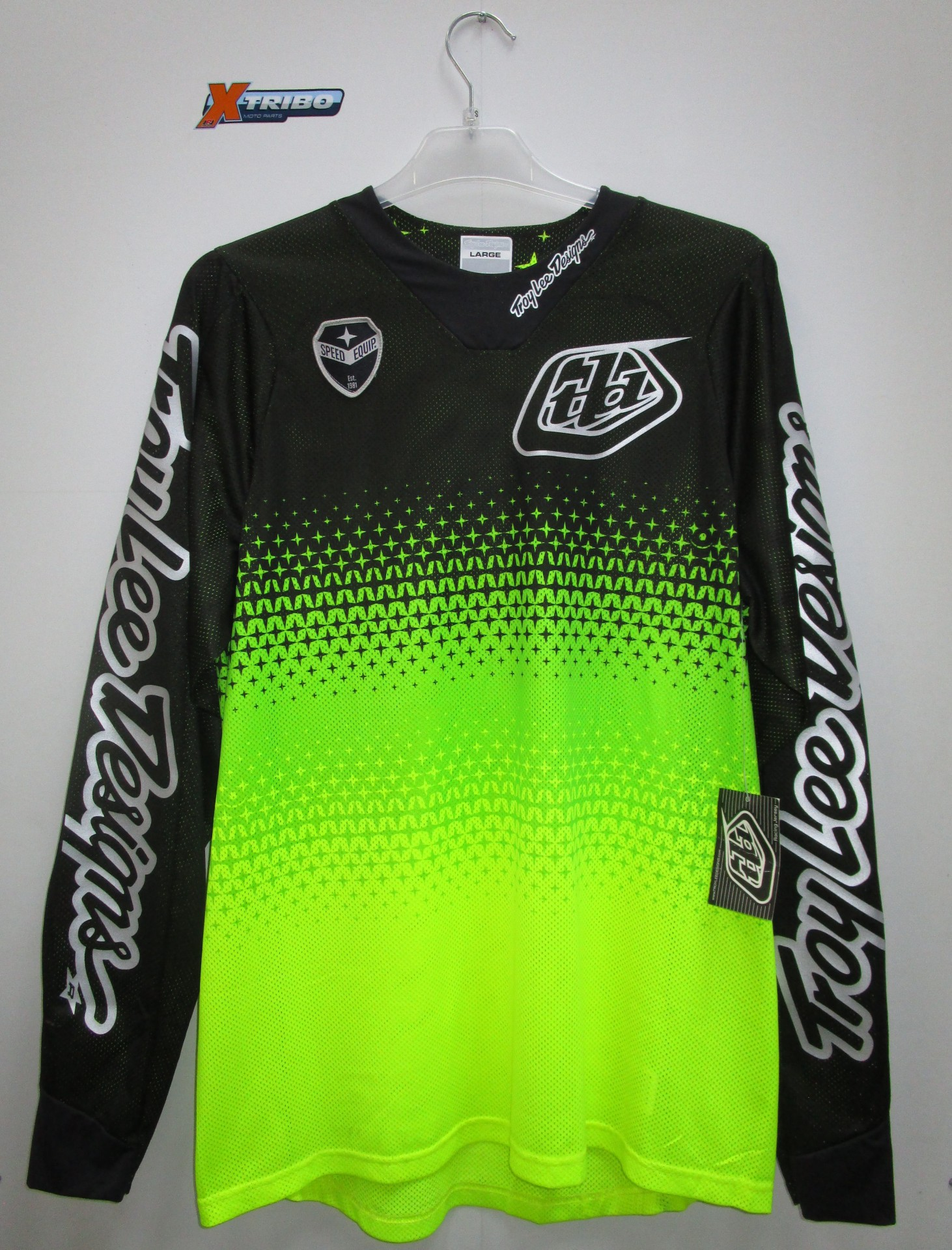 Camisola Troy Lee Designs SE Air Jersey Starburst