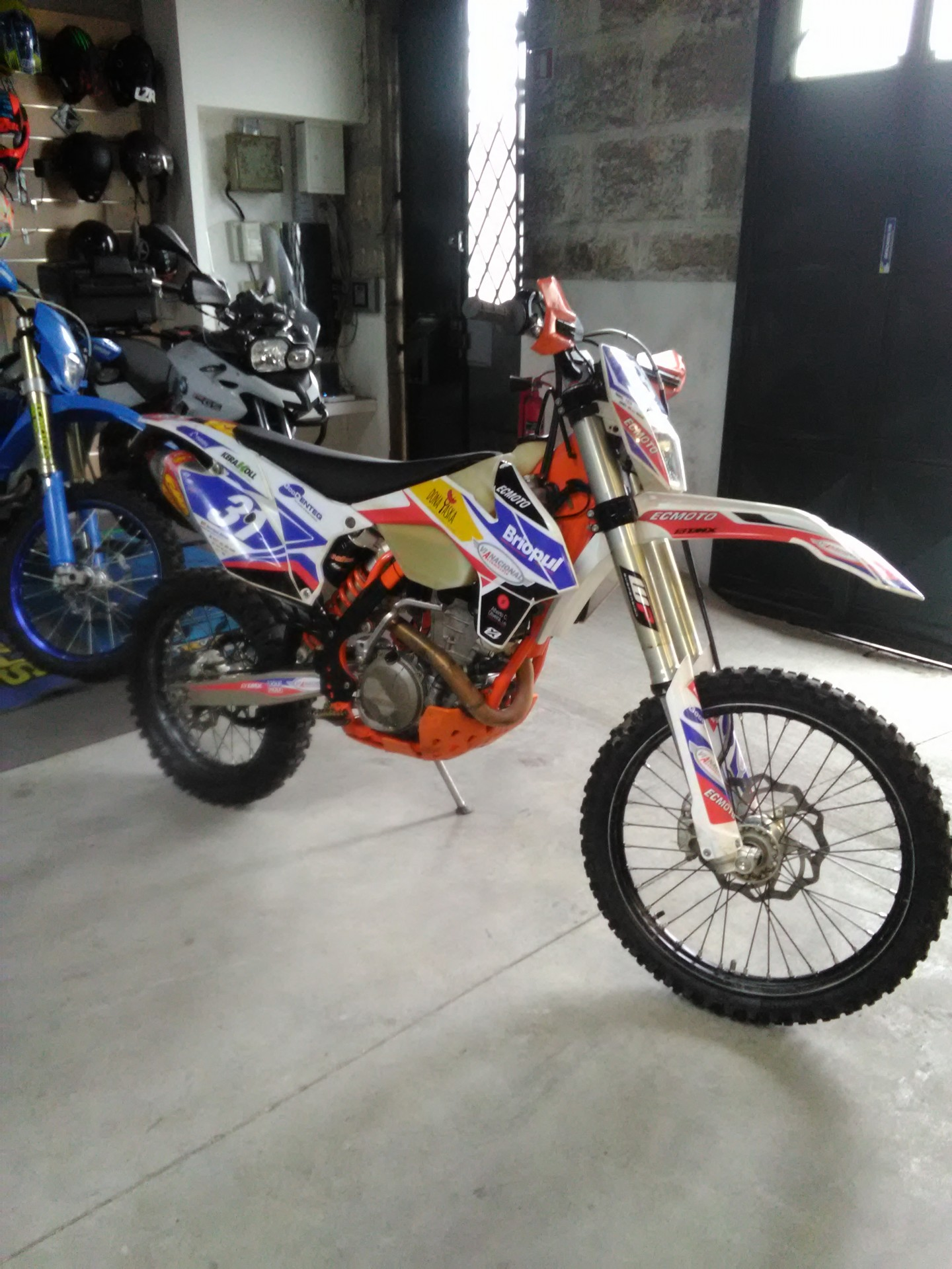 KTM EXC250 F
