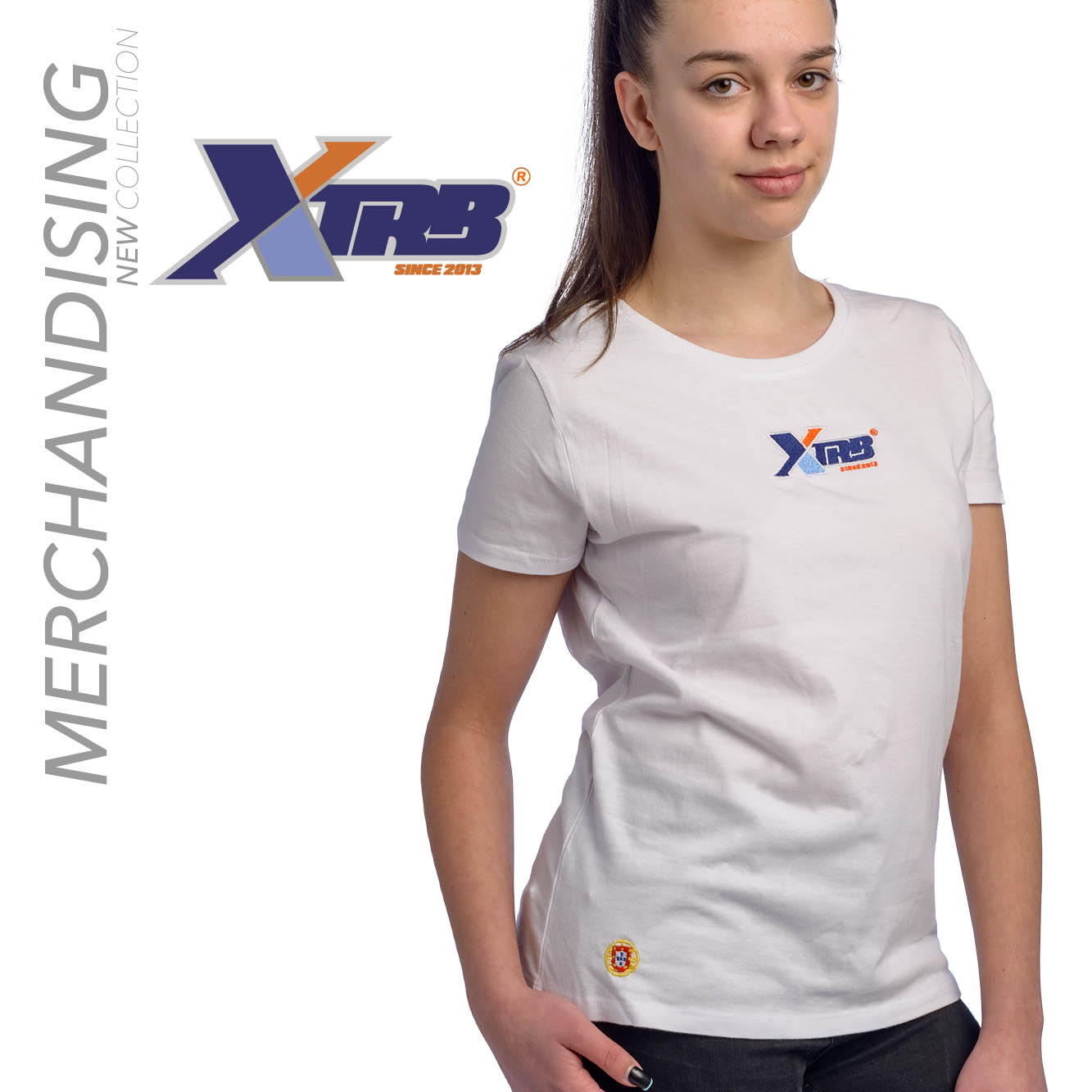 T-shirt Mulher XTRB