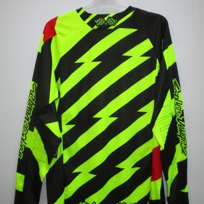 Camisola Troy Lee Designs SE Jersey Caution Flo