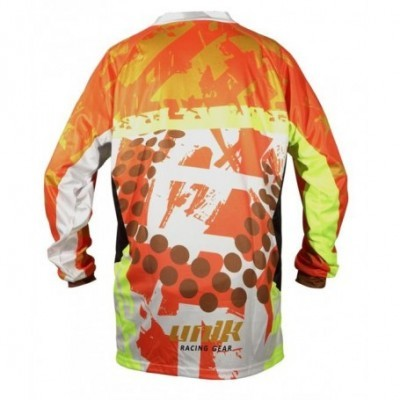 Camisola Cross Unik MX01 Laranja
