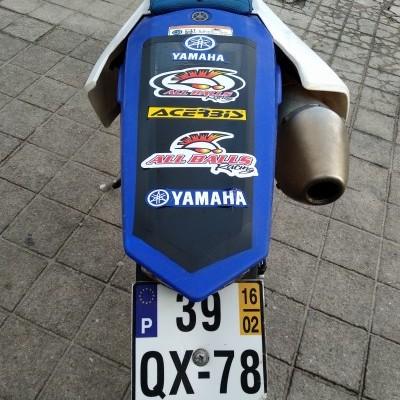 YAMAHA - WR 250F