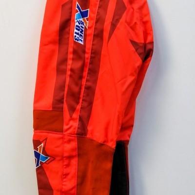 Calças X Since 2013 Vermelho