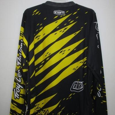 Camisola Troy Lee Designs GP Jersey Vert