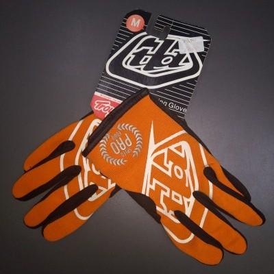 Luvas Troy Lee Designs Racing Orange