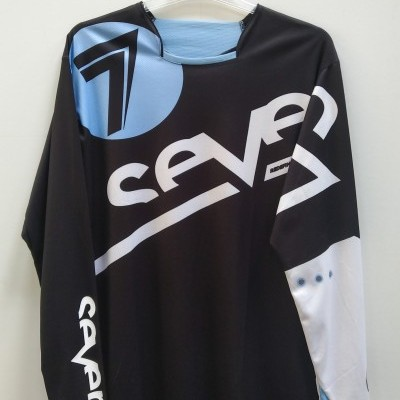 Camisola Seven Rival Jersey Zone