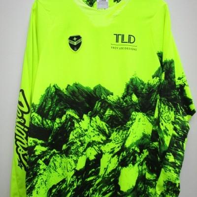 Camisola Troy Lee Designs SE Jersey Gravity Flo