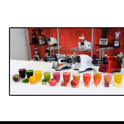 SANA Juicer by OMEGA - Must have!