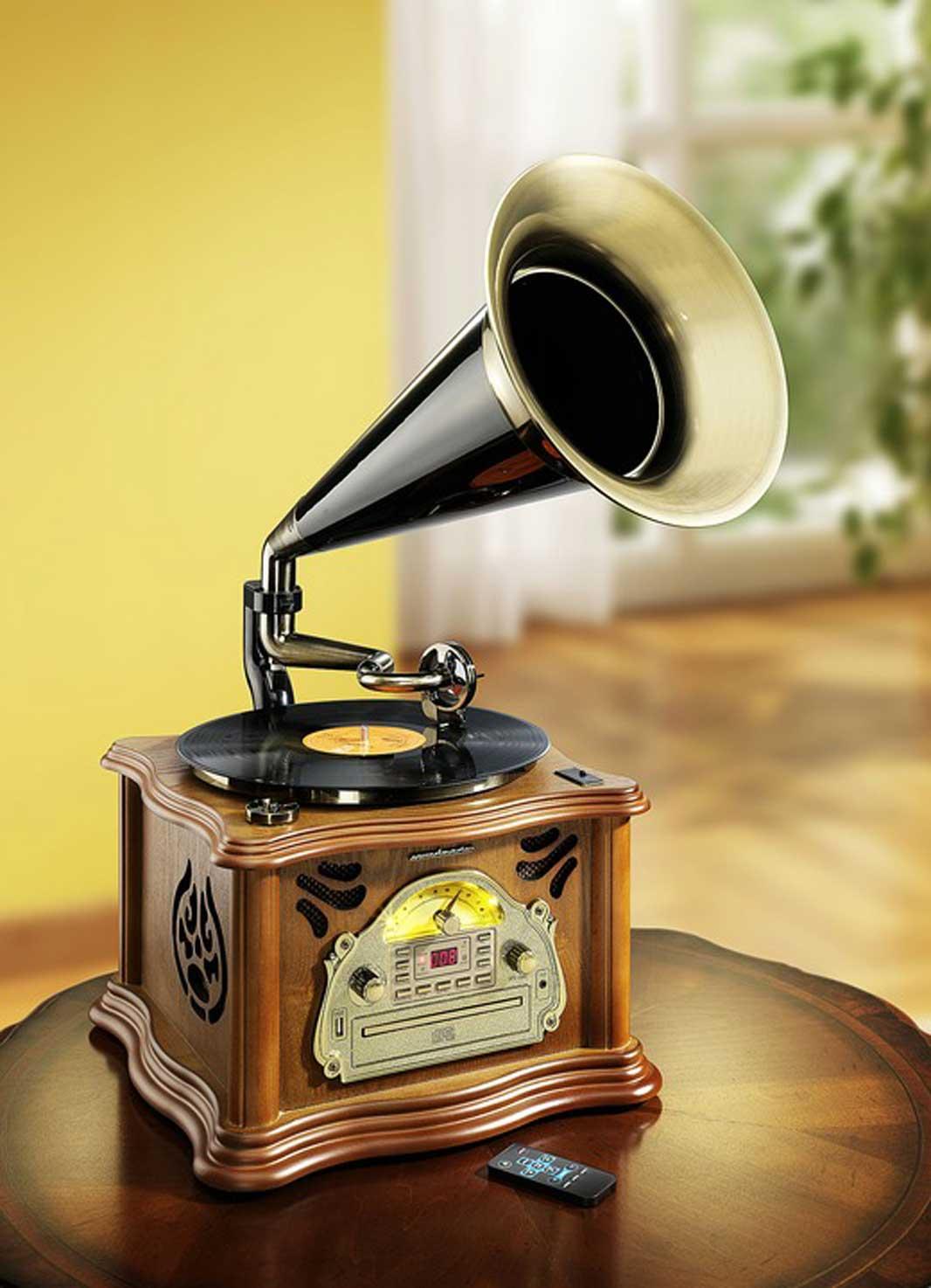 Soundmaster   Grafonola NR917