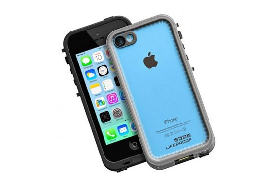 LIFEPROOF | Capa Protetora iPhone 5c, Trans/Preta