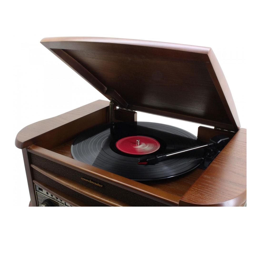 Soundmaster | Gira-Discos Classic com MP3 NR540