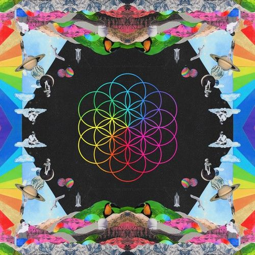 Coldplay   A Head Full Of Dreams (180g) 2LPs