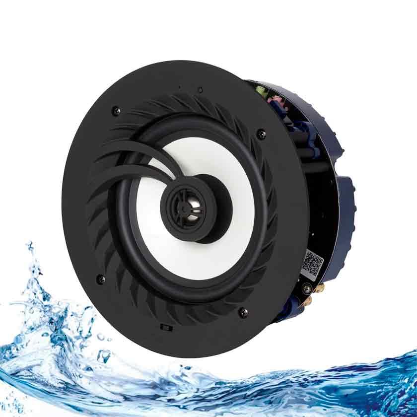 LitheAudio   Bluetooth Bathroom Ceiling Speaker