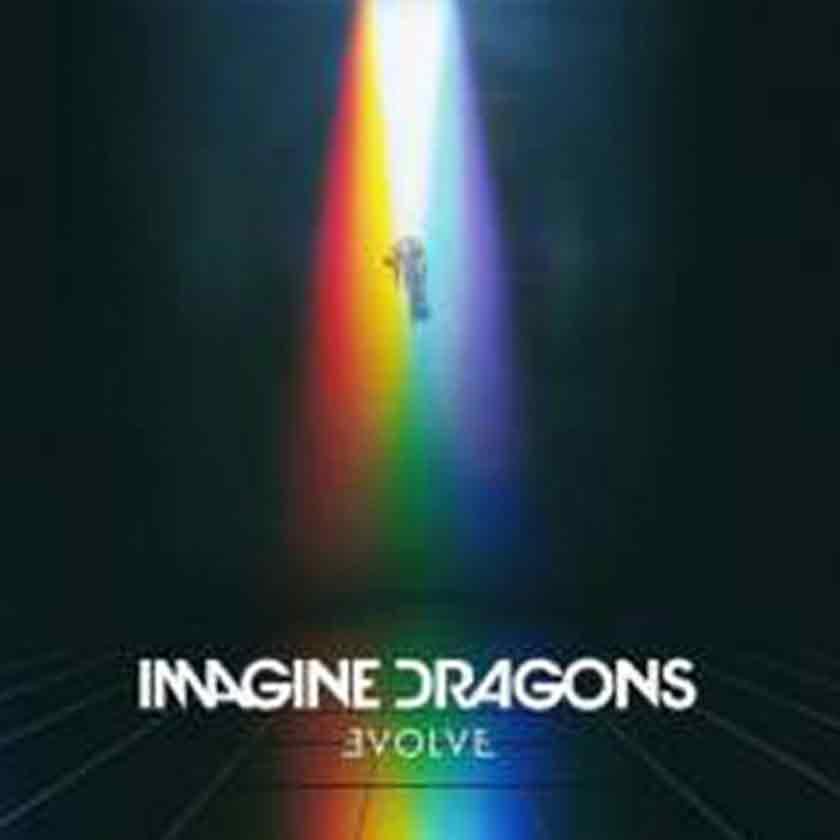 Imagine Dragons   Evolve (180g)