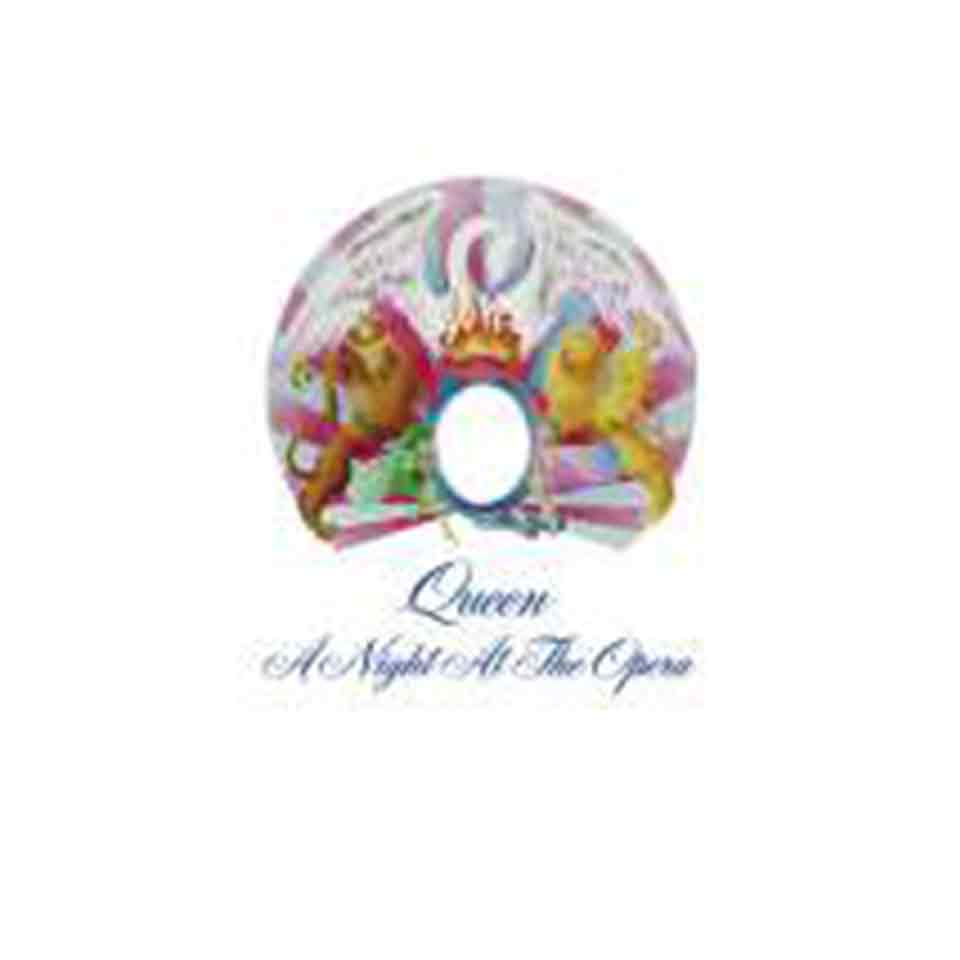 Queen: A Night At The Opera (180g)