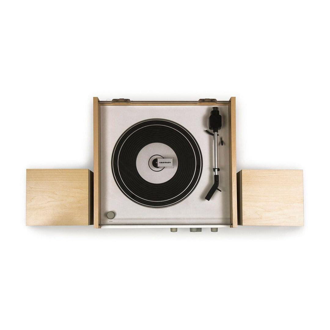 Crosley | Gira-discos Switch II Natural