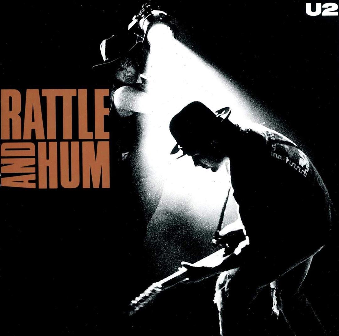 U2   Rattle And Hum 1LP