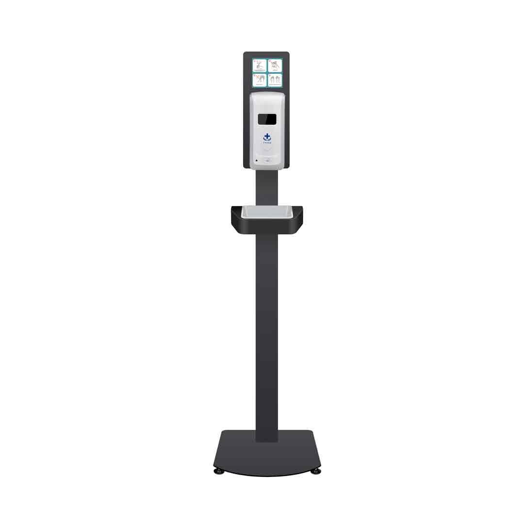 Zonerich | Dispensador Automático Álcool em Gel