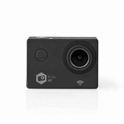 NEDIS  | Câmara de Ação Ultra HD 4K