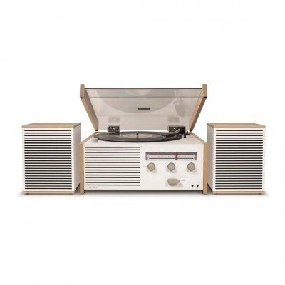 Crosley | Gira-discos Switch II Natural