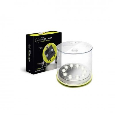 MPOWERD | Lanterna solar LUCI Outdoor 2.0