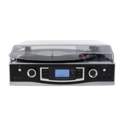 Soundmaster | Gira-Discos com MP3 Enconding PL525